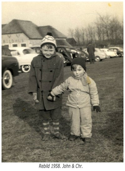 Rebild 1958  - John og Christian