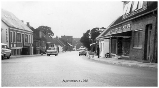Jyllandsgade 1965